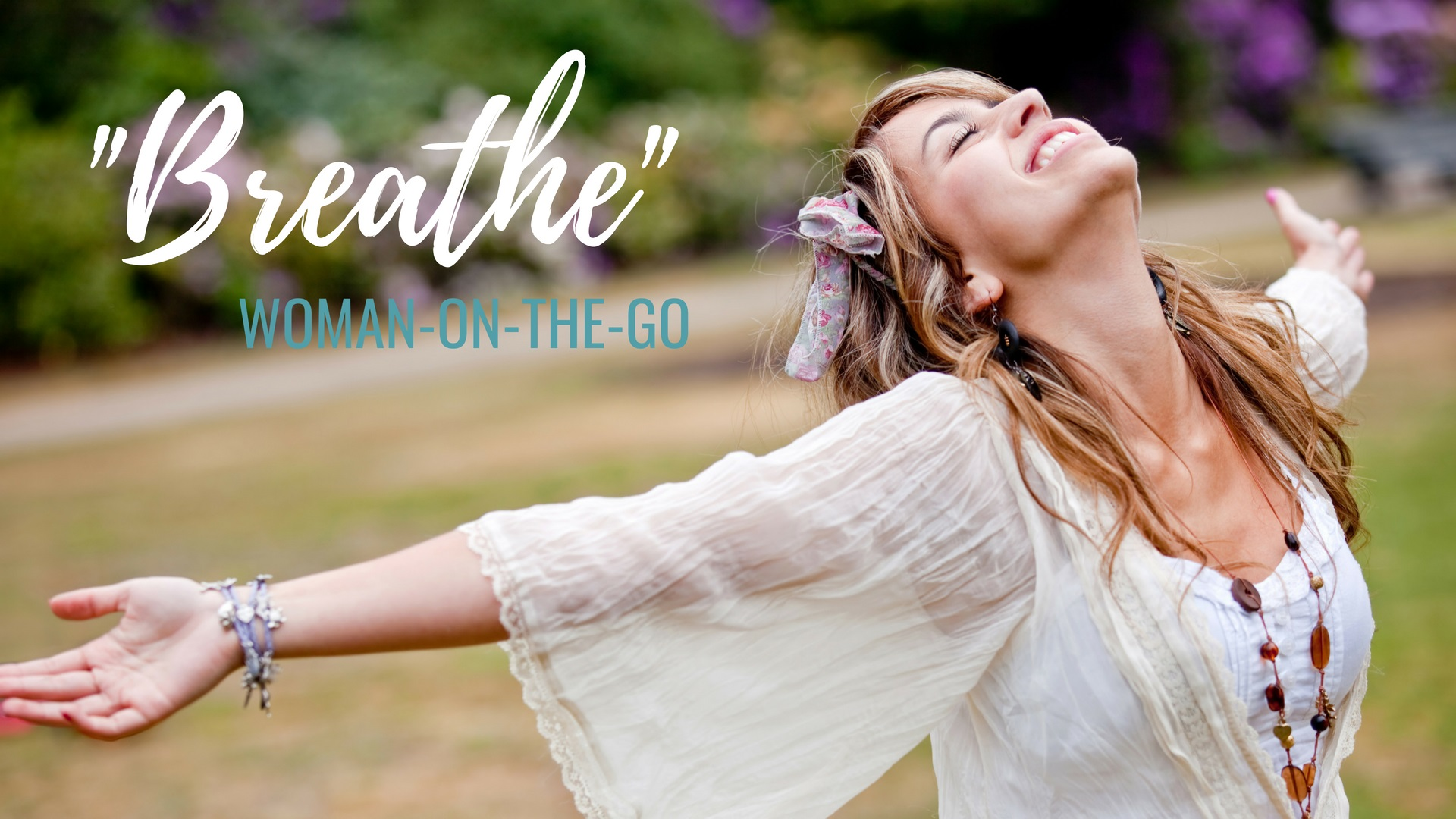 "BREATHE"" PITSTOP FOR WOMEN"
